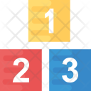 Podium Sports Leaderboard Icon