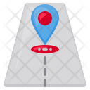 Position Road Icon