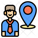 Positioning Consumer Behavior Icon