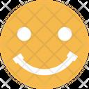 Positive Smile Positive Face Icon
