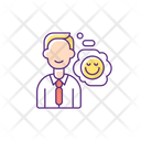 Positive Attitude Icon