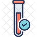 Positive Blood Test Icon