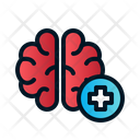 Positive brain Icon