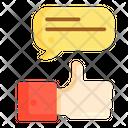 Mpositive Feedback Positive Feedback Check Icon