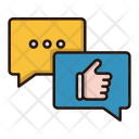 Positive feedback Icon