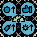 Positivekpi Factors Increase Icon