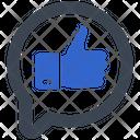 Positive Good Response Icon