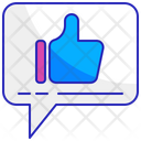 Feedback Positive Review Icon