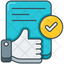 Positive Review Icon