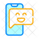 Positive Review Color Icon