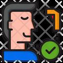 People Virus Covid Icon