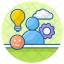 Positive Thoughts Icon