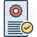 Possess Acquire Documents Icon