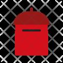 Post Box Mail Icon