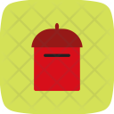 Post Box Mail Icon