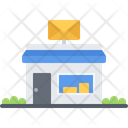 Post Office Letter Icon