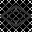 Post Stamp Ribbon Icon