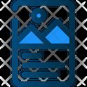 Post Content Digital Icon