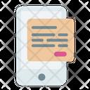 Post Posting Phone Icon