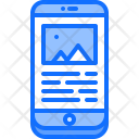 Post News Picture Icon