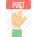 Post Letter Mail Icon