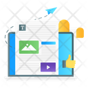 Post Article Icon
