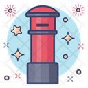 Post Box Letter Box Mail Box Icon