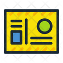 Post Card Icon