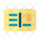 Post Card Letter Mail Icon