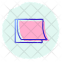 Post It Note Paper Icon