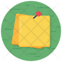 Post It Paper Pin Page Pin Icon