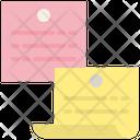 Post It Icon