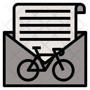 Bicycle Sport Transport Icon