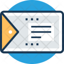 Mail Letter Dispatch Icon
