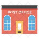 Post Office Delivery Mailbox Icon