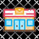 Mail Ofiice Postal Icon