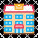 Post Office Postal Icon