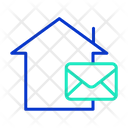 Ipost Post Office Postal Building Icon