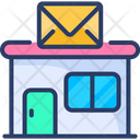 Post Office Postal Service Courier Icon