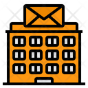 Post Office Building Postal Icon