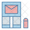 Post Office Post Export Trading Icon