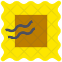 Summer Post Stamp Icon