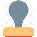 Postage Stamp Pad Icon