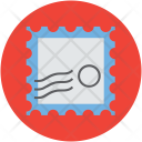 Postage Stamp Letter Icon