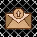 Postal Send Mail Send Send Mail Icon