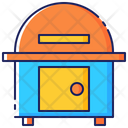 Postal Service Mail Icon