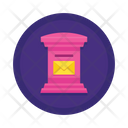 Postal Service Mail Delivery Icon