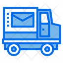 Delivery Truck Cargo Transport Icon