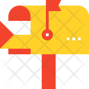 Postbox Letter Mail Icon