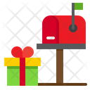Postbox Mail Mailbox Icon